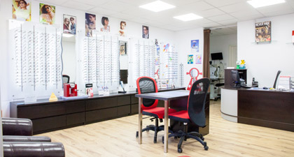About Ideal Eyecare
